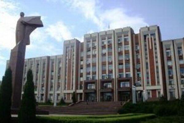 Centrum Tiraspolu.