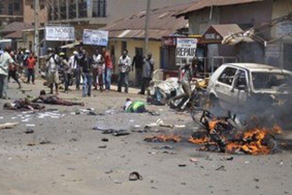 Násilie opäť zasiahlo Nigériu.