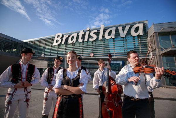Letisko Milana Rastislava Štefánika v Bratislave