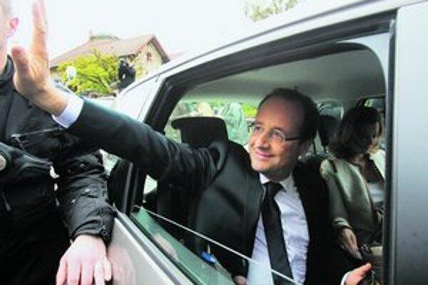 François Hollande chce byť prezidentom, ktorý spája, a nie rozdeľuje.