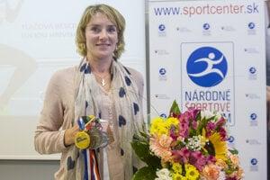 Lucia Hrivnák Klocová v stredu 20. septembra oficiálne ukončila dlhoročnú úspešnú kariéru.