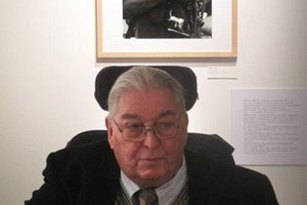 Držiteľ Pulitzerovej ceny Horst Faas na snímke z roku 2011.