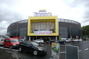 Otvorenie novej autobusovej stanice Terminal Shopping Center Banská Bystrica 21. septembra 2017.