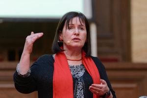 Profesorka Darina Malová robila o rétorike koltlebovcov výskum.