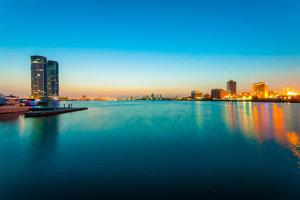 Ras Al Khaimah, Spojené Arabské Emiráty.