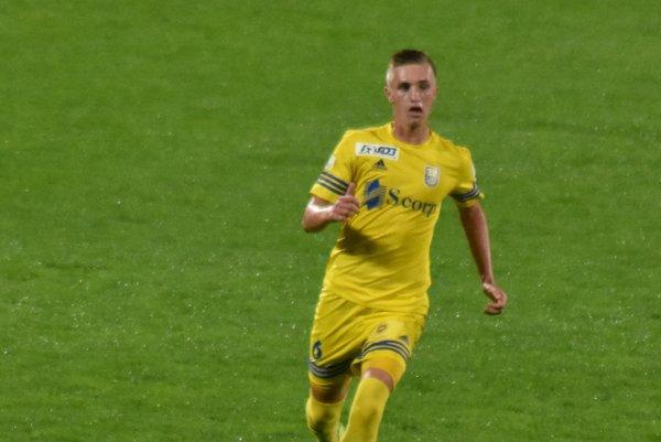 Martin Bednár. Na Pasienkoch odohral celý zápas.