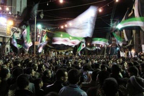Sýrčania by dvojhodinové prímerie mohli využívať na demonštrácie.