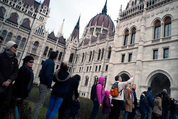 Maďarsko si pripomína výročie revolúcie proti komunizmu z roku 1956