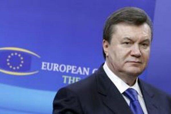 Viktor Janukovyč.