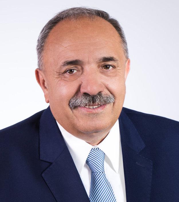 Jozef Grapa, primátor Krásna nad Kysucou.