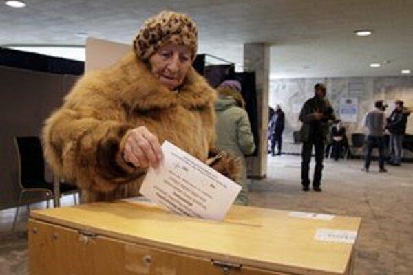 Ruská menšina tvorí takmer tretinu populácie Lotyšska.