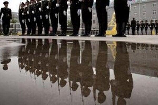 Čínski vojaci.