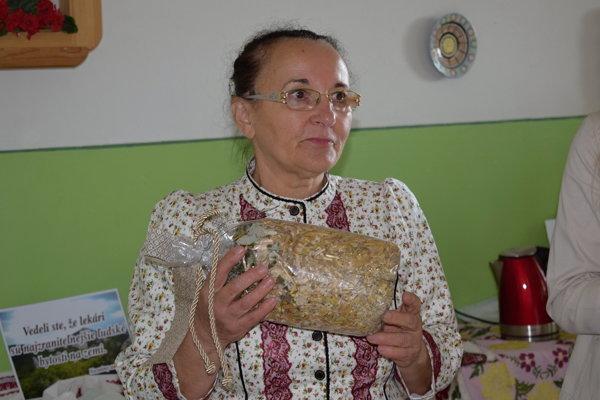 Milada Ivanková.