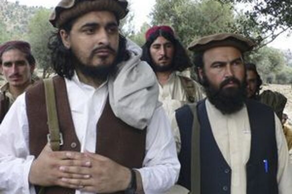 Členovia pakistanského Talibanu.