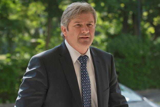 Branislav Bačík, predseda predstavenstva MH Manažment.