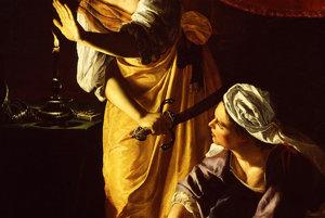 Judita so svojou slúžkou (druhá verzia)