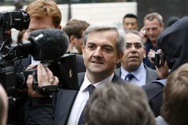 Chris Huhne.