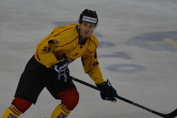 Dva góly v zápase strelil Dávid König.