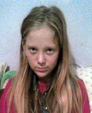 Hľadaná Kristína Andrisová.