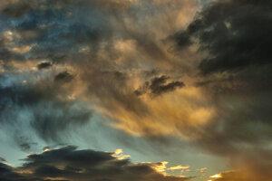 Východ Slnka nad Horelicou.