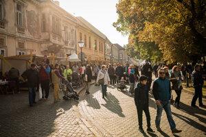 Trnavský rínek bude v sobotu 14. októbra.