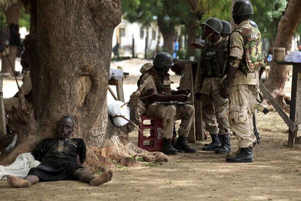 Boko Haram predstavuje vážnu hrozbu pre severovýchod Nigérie.
