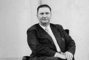 Jan Antonín Baťa.