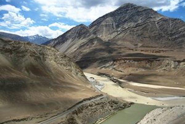 Pohorie Zanskar.