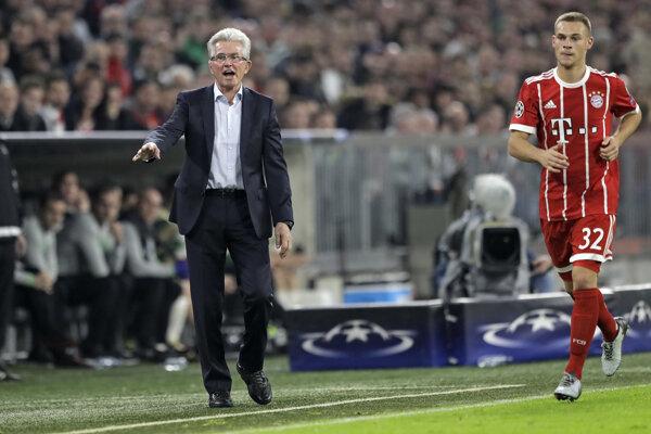 Dokedy ostane Juup Heynckes (vľavo) na lavičke Bayernu?