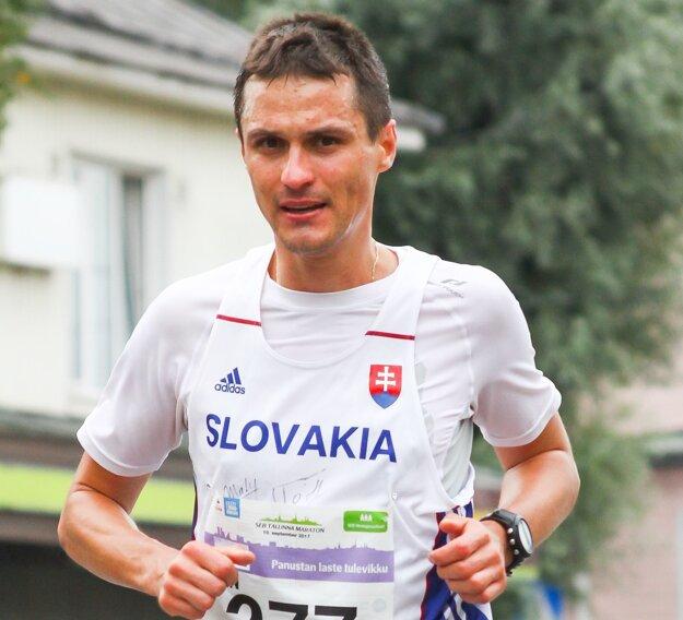 Maratónec z Dolného Kubína si dal veľmi netradičný cieľ.