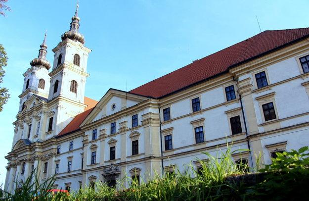 Bazilika v Šaštíne