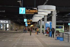 Stanica je najmodernejšia na Slovensku.