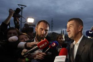 Andrej Babiš - víťaz českých volieb.