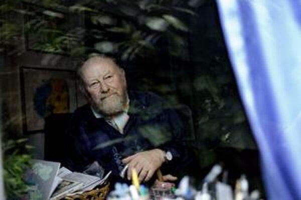 Karikaturista Westergaard žije pod policajnou ochranou.