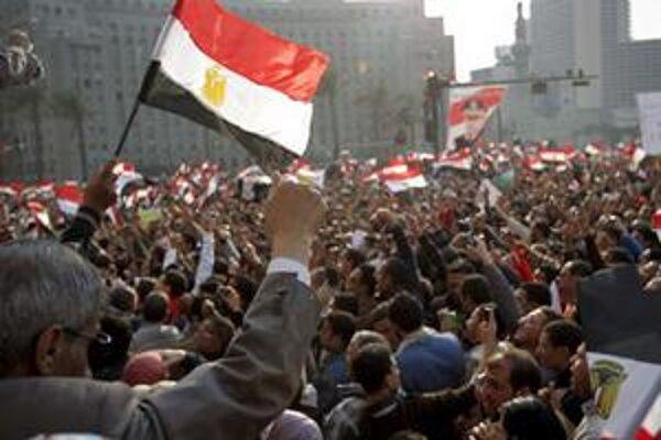 V Iráne môžu Egypťanov podporiť len na vládnom zhromaždení.
