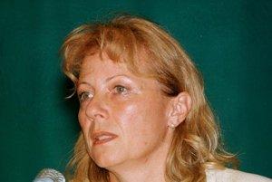 Sylvia Volzová.