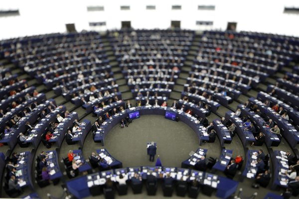 Európsky parlament.