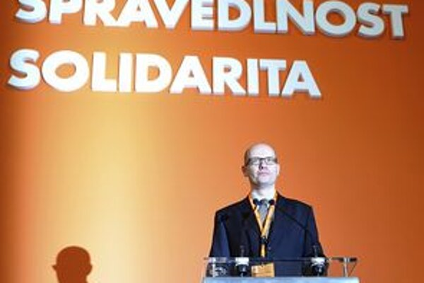 Sobotka potvrdil rolu lídra sociálnych demokratov.