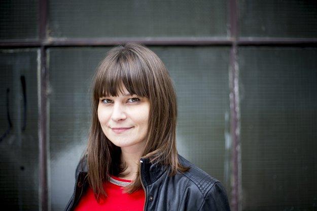 Hana Poliačiková, organizátorka singles párty Tešíma.