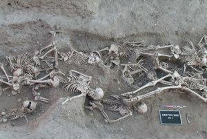 Čierna smrť zasiahla Európu a Áziu v polovici 14. storočia. V Európe sa objavila v rokoch 1347-51 a zahubila asi polovicu populácie (25 až 34 miliónov ľudí; odhady sa pohybujú medzi jednou až dvomi tretinami celkového počtu obyvateľov kontinentu). V približne rovnakom čase sa nákaza objavila aj vo veľkej časti Ázie a Blízkeho východu. Celkovo táto pandémia zahubila asi 75 miliónov ľudí. Rovnaké ochorenie sa v rôznom rozsahu a stupni úmrtnosti do Európy vracalo opakovane až do 18. storočia.