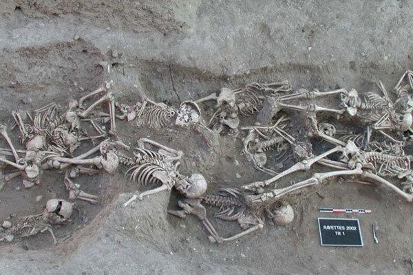 Čierna smrť zabila v Európe veľkú časť obyvateľstva.
