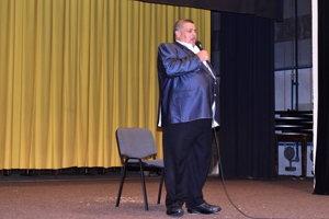 V obci Vysoká nad kysucou vystúpil spevák Maroš Bango.