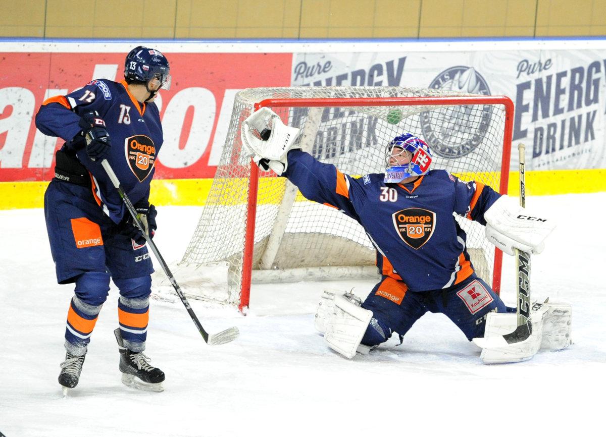 5809a4230 Na slovenskú hokejovú reprezentáciu do 20 rokov čaká záverečná príprava  pred MS.