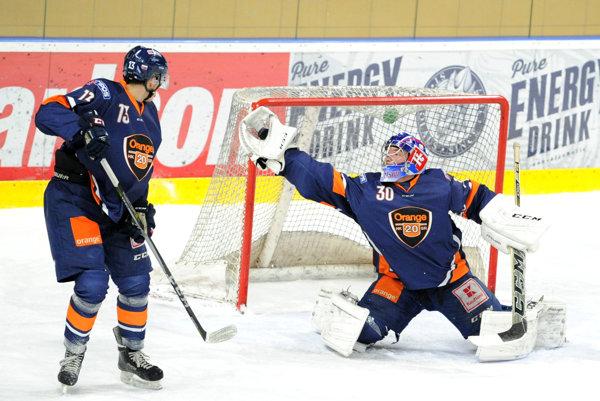 Na slovenskú hokejovú reprezentáciu do 20 rokov čaká záverečná príprava pred MS.