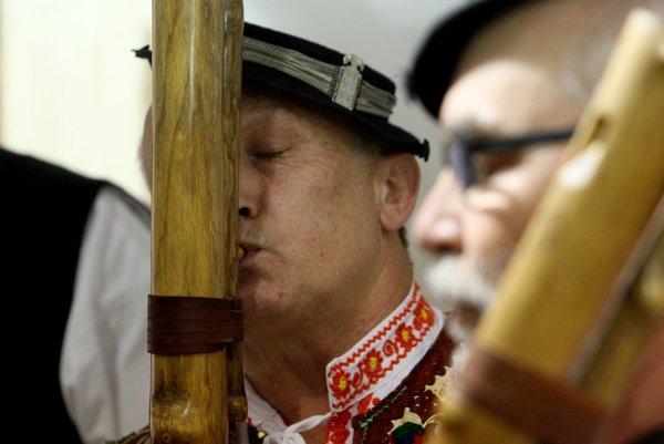 Fujare zasvätil Dušan Holík celý svoj život.
