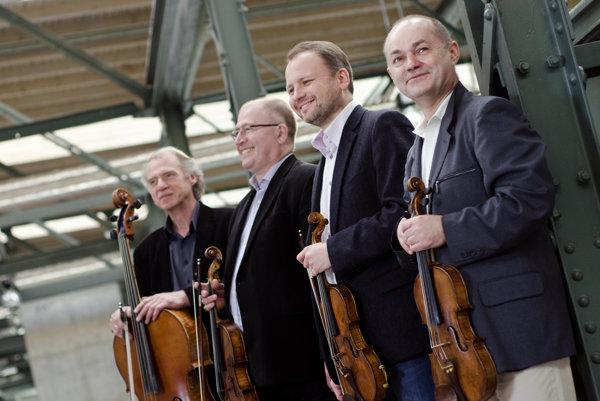 V sobotu na festivale zahrá aj Janáčkovo Kvarteto