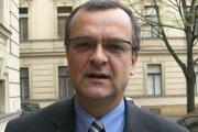 Predseda českej opozičnej strany TOP 09 Miroslav Kalousek.