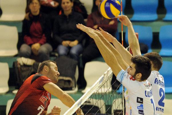 Čaká ich Nitra. Martin Sopko (vľavo) verí, že Prešov uspeje.