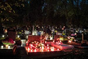 Cintorín na Dušičky