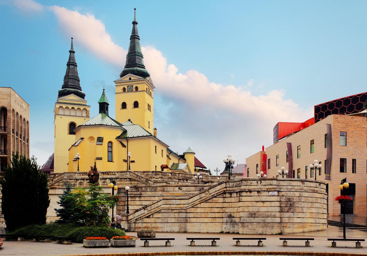 561e7e7bd Žilinská diecéza oslavuje 10. výročie. Chystá koncert a slávnostnú ...
